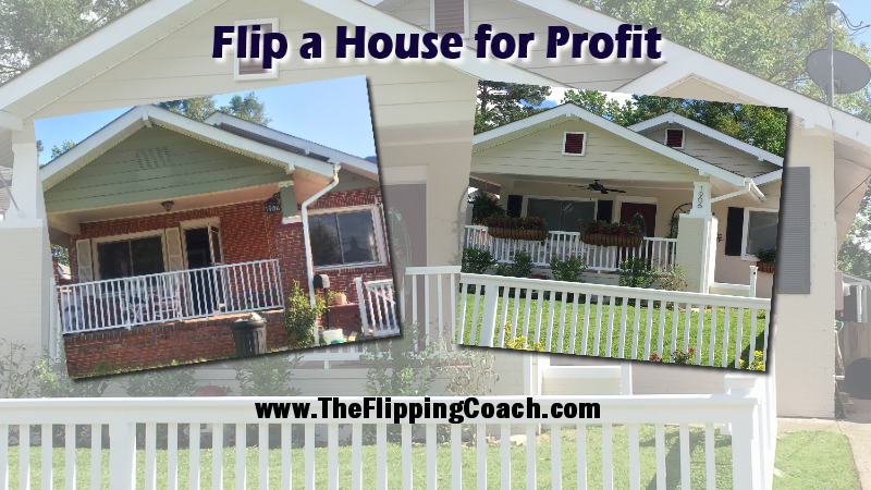 Flip a House for Profit