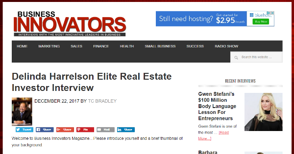 Elite Real Estate Investor Interview