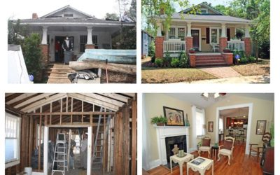 Flipping Houses – Restoration over Renovation