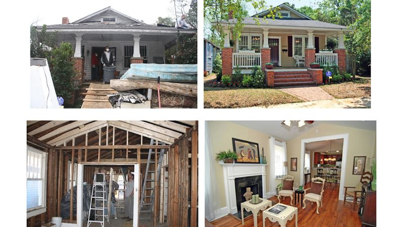 Restoration over Renovation
