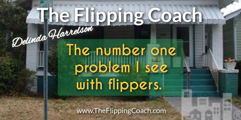 The number one problem I see with flippers