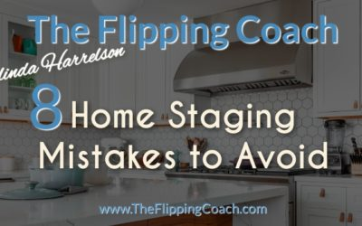 8 Home Staging Mistakes to Avoid