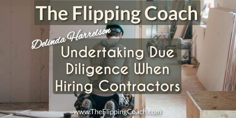 Undertaking Due Diligence in Hiring