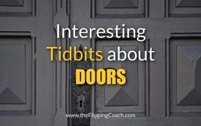 Nine Interesting Tidbits About Doors