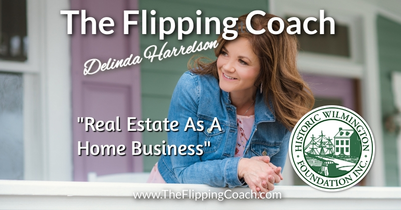 Real Estate As A Home Business